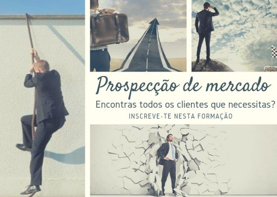 Formação de Prospecção de mercado – 23 de Maio de 2019